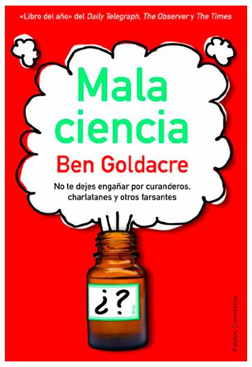 GOLDCARE, Ben Mala ciencia Distinguir lo verdadero de lo falso