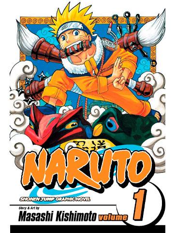 Naruto Masashi Kishimoto