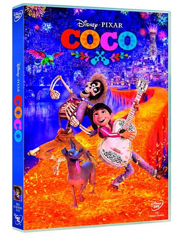 Coco Dirigida per Lee Unkrich