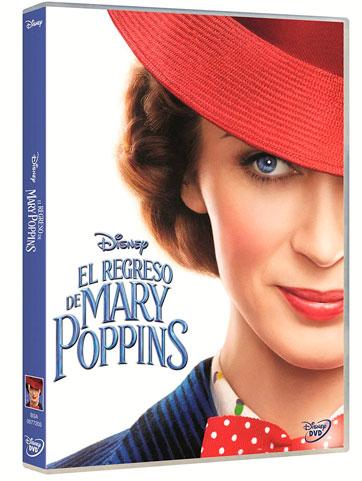 El Regreso de Mary Poppins Dirigida per Rob Marshall