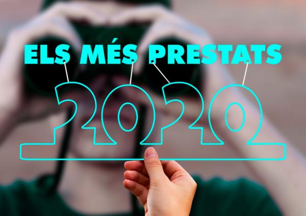Els més prestats 2020. Imatge de Gerd Altmann