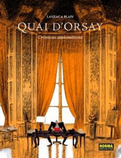 Quaid'Orsay: Crónicas Diplomáticas - Christophe Blain