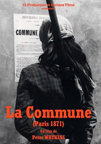 La Commune (Paris 1871), una película de Peter Watkins