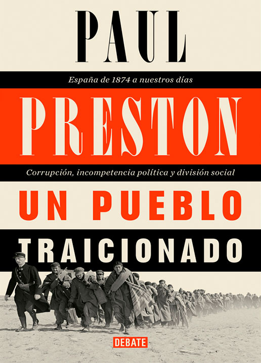 Paul Preston - Un pueblo traicionado