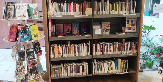 Centre d'interès en Feminisme i LGTBIQ+ Biblioteca Poble-sec – Francesc Boix