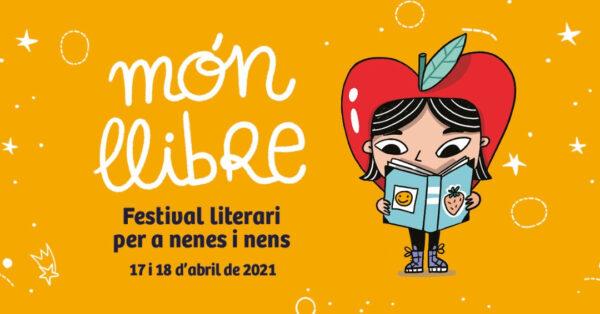 Món llibre. Festival literari per a nenes i nens