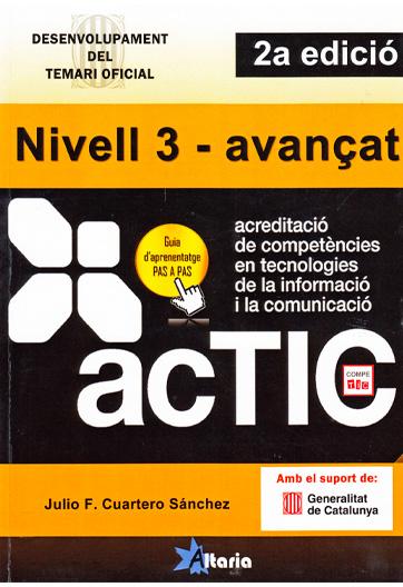 CUARTERO, JULIO ACREDITACIÓ DE COMPETÈNCIES EN TIC