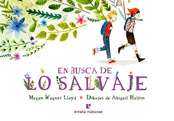 LLOYD, MEGAN WAGNER EN BUSCA DE LO SALVAJE