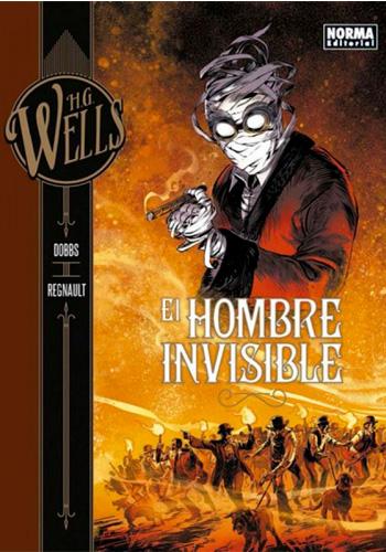 DOBBS El Hombre Invisible