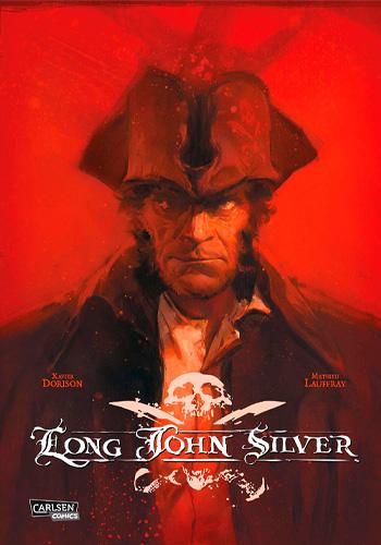 DORISON, Xavier Long John Silver: Lady Vivian Hastings
