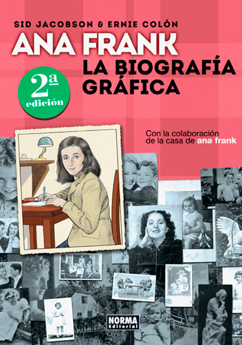 JACOBSON, Sid Anna Frank: La biografía gràfica