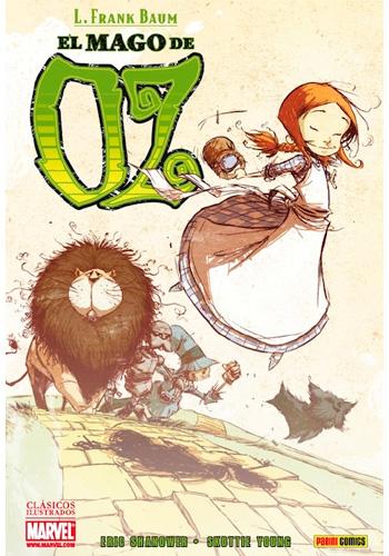 SHANOWER, Eric El mago de Oz
