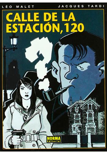 TARDI, Jacques Calle de la Estación, 120