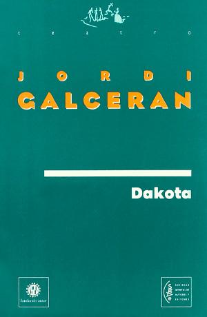 GALCERAN, Jordi Dakota
