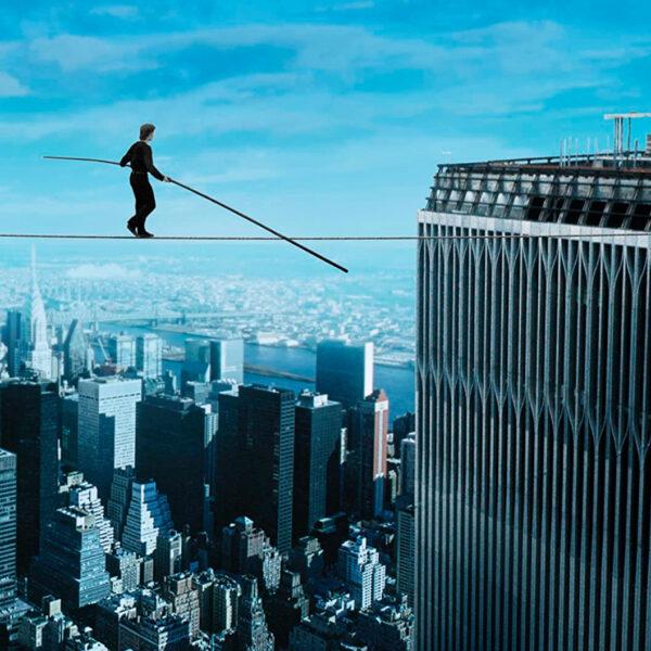 Man on wire / un film de James Marsh