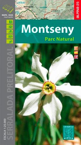 Montseny: Parc Natural. Editorial Alpina
