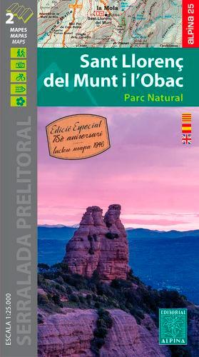 Sant Llorenç de Munts i la Serra d'Obac