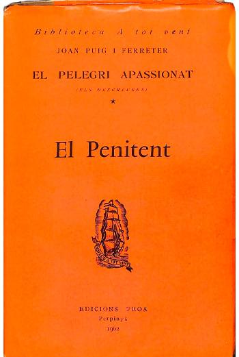 Joan Puig i Ferreter - El penitent