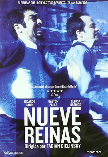 Nueve reinas / dirigida per Fabián Bielinsky