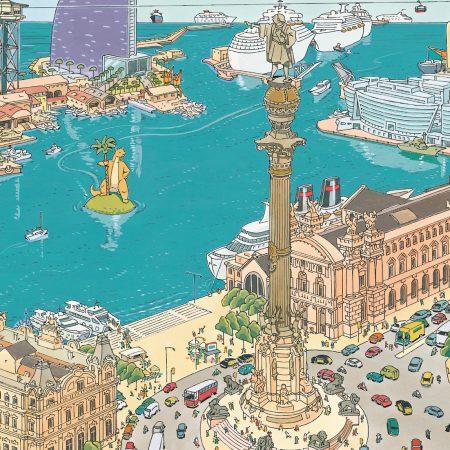 Barcelona és bona si la lletra sona (literatura infantil i juvenil)