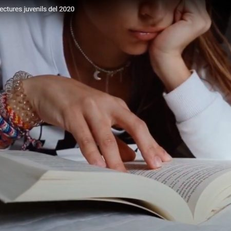 Lectures juvenils a la biblioteca Joan Miró edició 2020