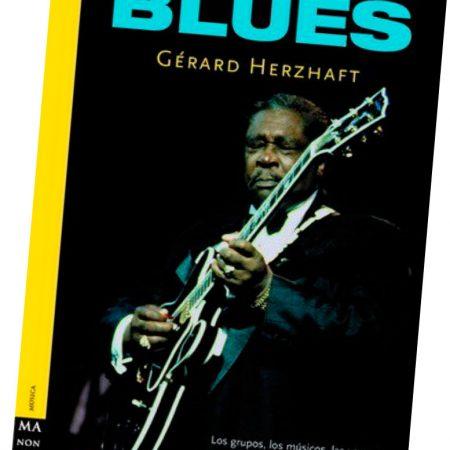 Gérard Herzhaft La gran enciclopedia del blues