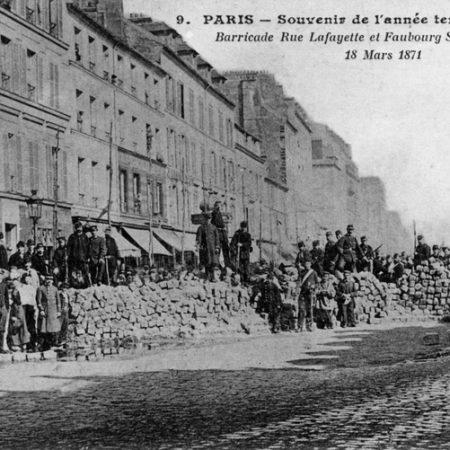Bibliografia Comuna de París