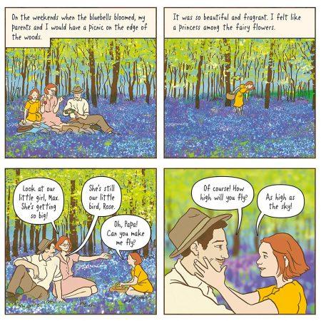 Ocell blanc : una història Wonder / escrita i il·lustrada per R. J. Palacio